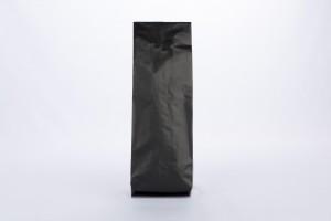 BOLSA CAFE 8.8X32 NEGRO MATE (A01746) 250 GR